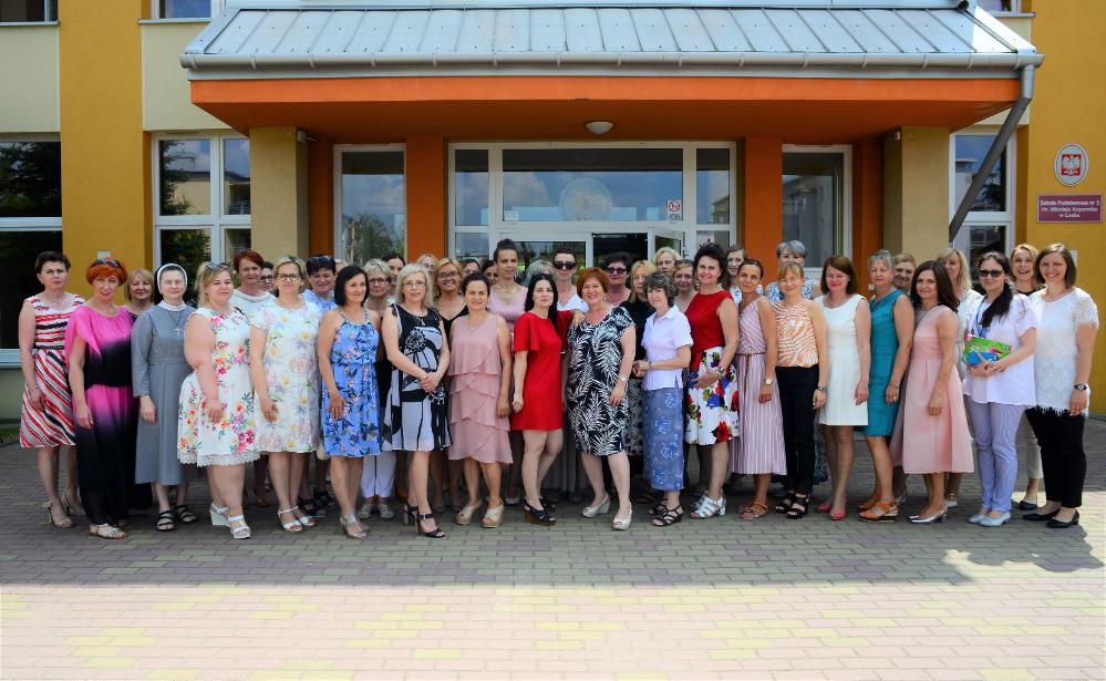 Grono pedagogiczne SP 5